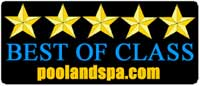 Best of Class Pool and Spa
