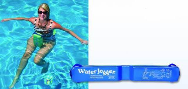 The multi-purpose Water Jogger is a zero impact