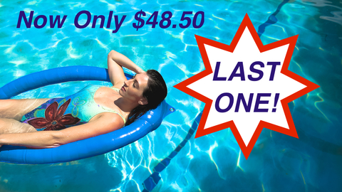 Pool Pod™ ON SALE - ONLY ONE LEFT