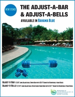 AQUATIC FITNESS ADJUST-A-BELLS
